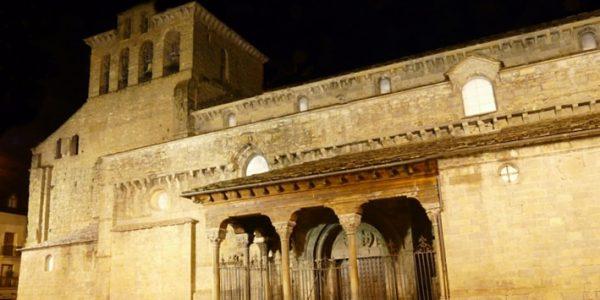 Catedral de San Pedro.Jaca.